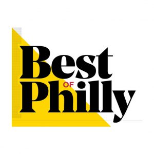best of philly award logo